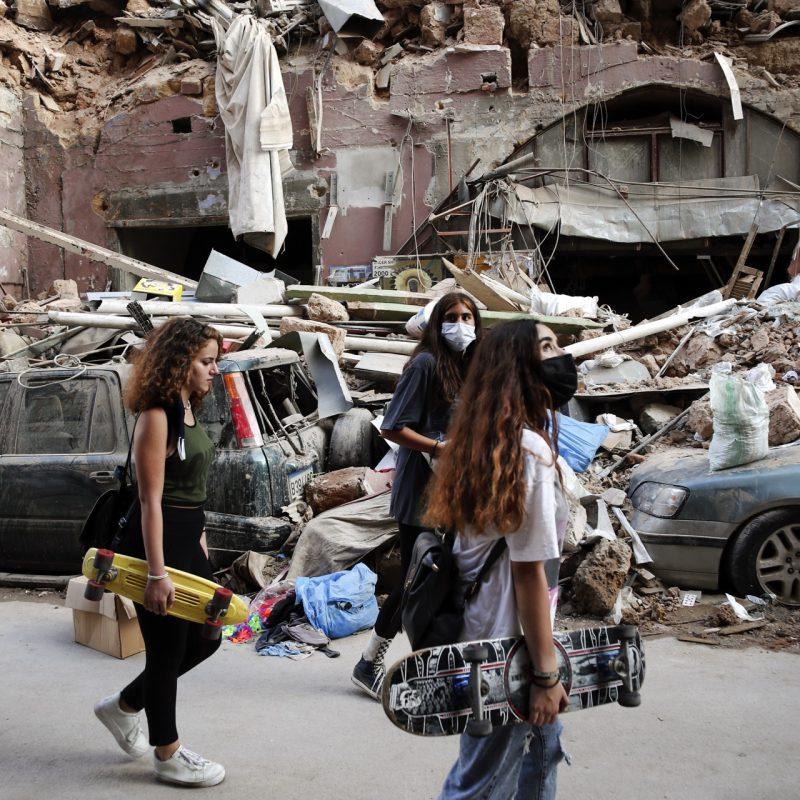 Fundraiser for Beirut